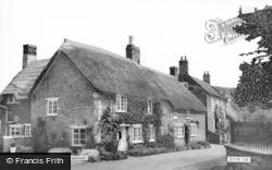 Burton Bradstock, Rose Cottage c.1965