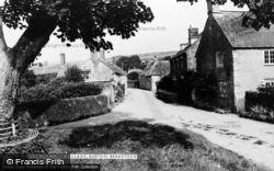 The Village c.1955, Burton Bradstock
