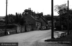 Burton Bradstock, The Village c.1955
