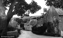 Burton Bradstock, The Village c.1960