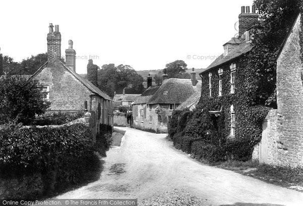 Burton Bradstock, Village 1922