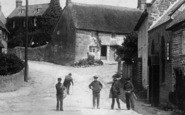 Burton Bradstock, Village Men 1902