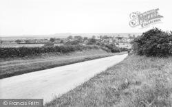 General View c.1965, Burton Fleming