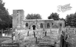The Church c.1960, Burton Fleming