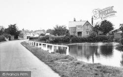 The Pond c.1960, Burton Fleming