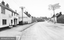 The Village c.1960, Burton Fleming