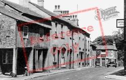 Burton In Kendal, The Square c.1955, Burton-In-Kendal