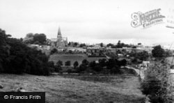 Burton In Lonsdale, General View c.1960