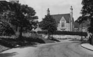 Burton Latimer, Church Street c.1955