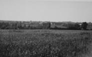 Burton Latimer, General View c.1955