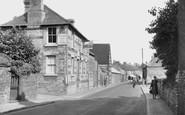Burton Latimer, High Street c.1955