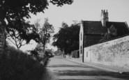 Burton Latimer, Kettering Road c.1955