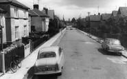 Burton Latimer, Pioneer Street c.1965