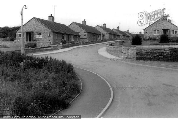 Burton Latimer, St Crispin Close c.1965