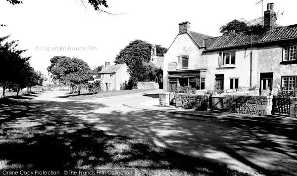 Burton Leonard, The Village c.1960