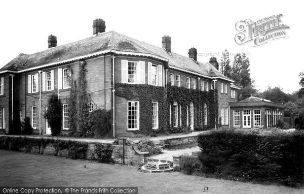 Burton, Manor College c.1960