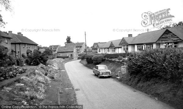 Burton On The Wolds, Seymour Road c.1960