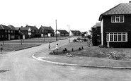 Burton On The Wolds, Springfield Close c.1960