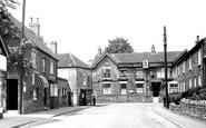 Burton Upon Stather, High Street c.1955