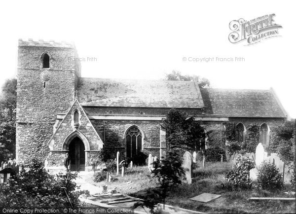 Burton Upon Stather, St Andrew's Church 1904