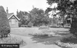 Burton Upon Trent, Cherry Orchard c.1960