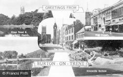 Burton Upon Trent, Composite c.1965