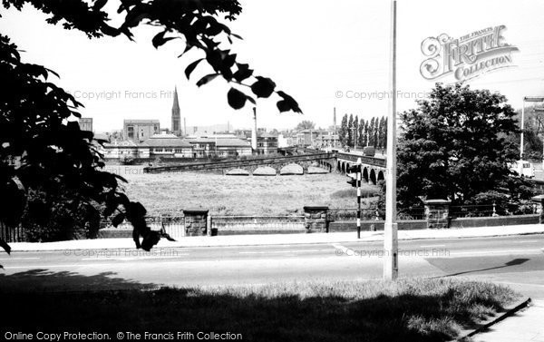 Photo of Burton upon Trent, Trent Bridge 1961