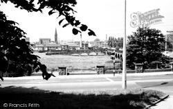 Burton Upon Trent, Trent Bridge 1961