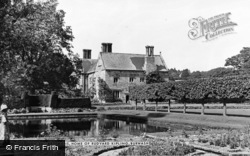Burwash, Bateman's, Home Of Rudyard Kipling c.1960