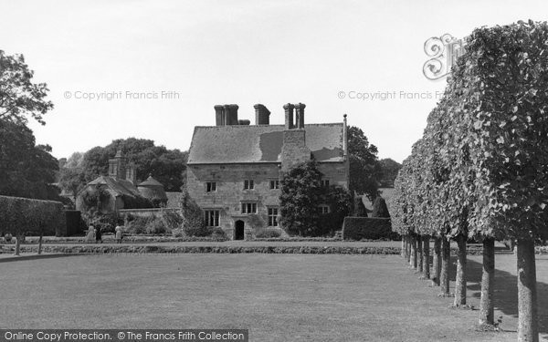 Photo of Burwash, Bateman's, Rudyard Kipling's House c.1960
