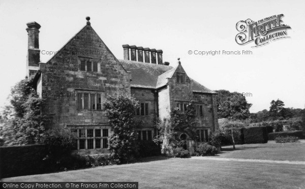 Photo of Burwash, Bateman's, Rudyard Kipling's House c.1960