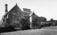 Burwash, Bateman's, Rudyard Kipling's House c.1960