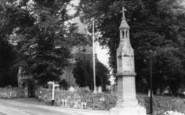 Burwash, St Bartholomew's Church c.1960