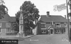 The Memorial c.1960, Burwash