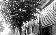 Burwash, The Village 1889