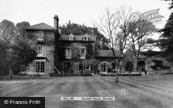 Burwell, Burwell House c.1960