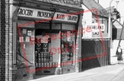 Co-Operative Store c.1955, Burwell