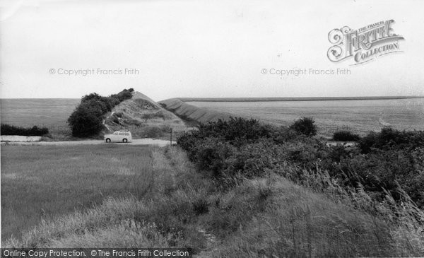Burwell, Devil's Dyke c.1960