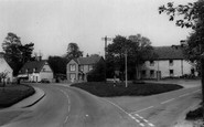 Burwell, Doctors Corner c.1960