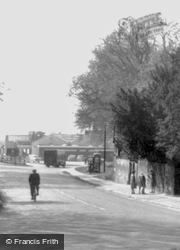 High Street c.1955, Burwell