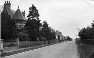 Burwell, Ness Road c.1955