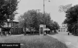 Burwell, Pound Hill c.1955