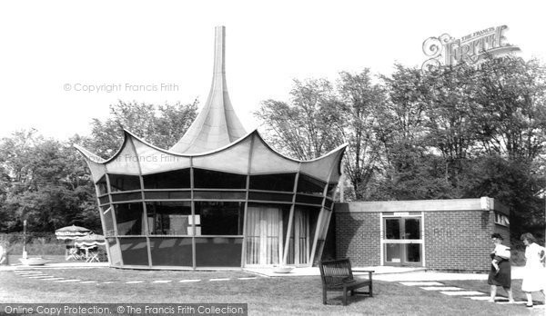 Burwell, Sports Club c.1960