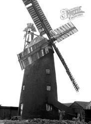 Steven's Mill c.1955, Burwell