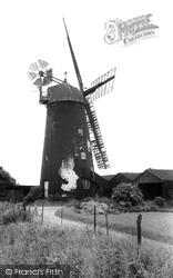Burwell, Steven's Mill c.1960