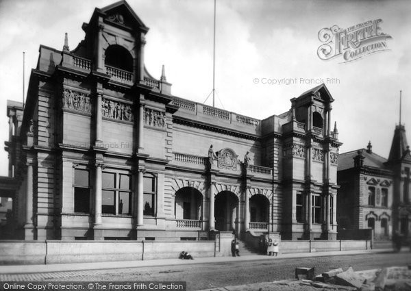 Bury, Art Gallery 1902
