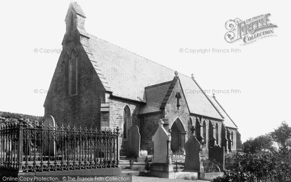 Photo of Bury, Birtle Church 1895