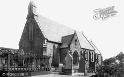 Birtle Church 1895, Bury