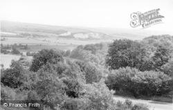 Bury, Bury Hill c.1960