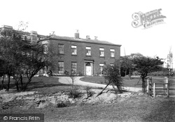 Chamber Hall (Birthplace Of Sir Robert Peel) 1895, Bury